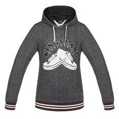 Jacken/ Westen : Kingsland Kapuzensweater Cameo