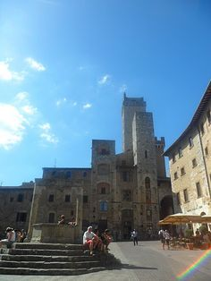 Destination Wedding in Tuscany: San Gimignano