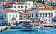 Eiland Spetses, Griekenland