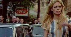 Brigitte Bardot in Les Femmes (dir. by Jean Aurel, 1969).