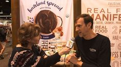 Nutiva Introduces Exciting New Products; John Roulac talks to VegTV at Expo West