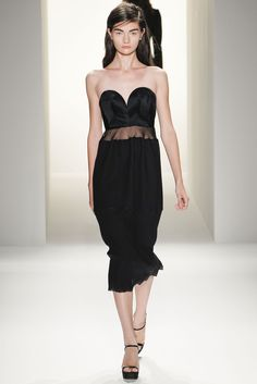 Calvin Klein Collection Spring 2013 Ready-to-Wear Fashion Show - Antonina Vasylchenko