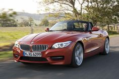 Car of the day: BMW Z4 Roadster  http://www.cars-data.com/en/pictures-bmw-z4-roadster-2013/3157/