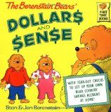 April is Financial Literacy for Youth month so I thought I'd gather up a few of our favorite children's books that help introduce the concept of money sense