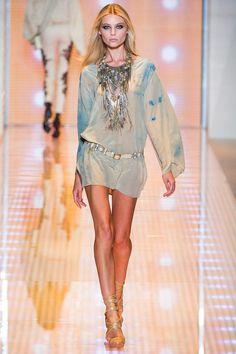 Versace - Milan Fashion Week #SS 2013