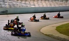 Three Prokart Races for Two, Four, or Six at Central Texas Speedway (Up to 48% Off)