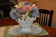 wedding flowers reception
