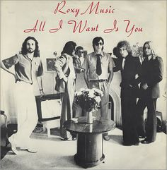 One of my first singles, bought November 1974 - Roxy Music.