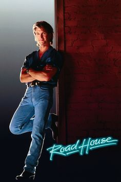 A gallery of Road House publicity stills and other photos. Featuring Patrick Swayze, Kelly Lynch, Sam Elliott, Marshall R. Streaming Movies, Hd Movies, Movies To Watch, Movies Online, Movie Tv, Streaming Vf, Patrick Swayze, Osmosis Jones, Kim Possible