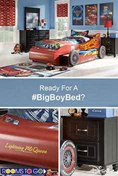Costco Lightning Mcqueen Bed Cars Theme Bedroom