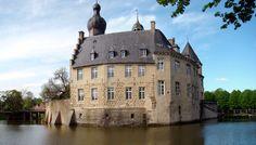 Castles Castle Gemen (Duitsland)  Germany Cities