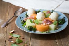 Summer Melon Salad with California Olive Ranch Olive Oil