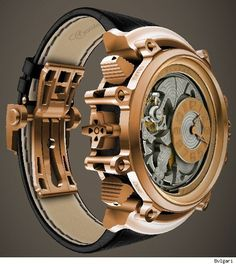 #Bvlgari #Gerald #Genta Magsonic Grande Sonnerie watch