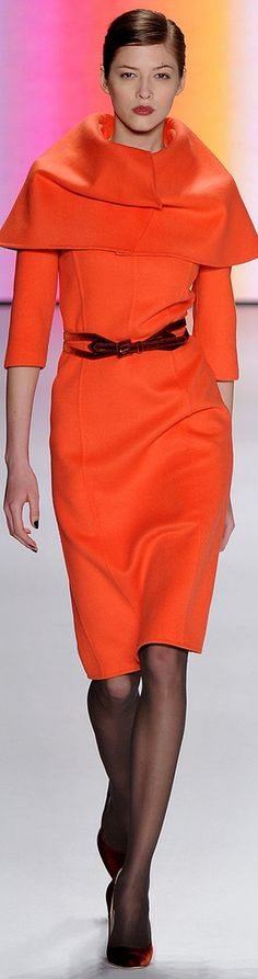 Carolina Herrera - I love this dress.