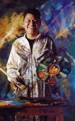 """desde muy temprana edad se interesó por el arte. Gracias a trabajos como el del maestro, los tabúes que rodean las etnias indígenas del país, y específicamente de la que él proviene: Los ingas, han desaparecido. El arte se ha convertido en una herramienta vital para el acercamiento de dichas poblaciones y contribuir con ese cambio del pensamiento colectivo, """"esos tabúes y esos estereotipos han sido como una bola de nieve. Oil Painters, American Indians, Palette, Museum, Abstract, Painting, Art, Pansy Flower, Snow"""