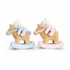 Keel Toys: Hobbelpaardje met muziek, 24 cm Emoticon, Smurfs, Teddy Bear, Toys, Children, Baby, Animals, Fictional Characters, Plushies
