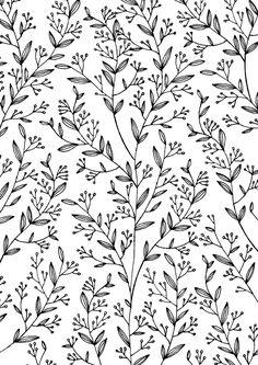 garden print More