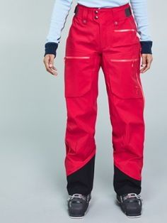 a4cd845e Norrona Women's Lofoten Gore-Tex Pro Pants Jester .