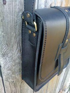 Сумка-планшет из натуральной кожи № 11 – купить в интернет-магазине на Ярмарке Мастеров с доставкой