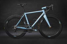 Some of the world's most visually arresting bikes are coming out of one country these days, and it's not the USA or the UK. Each new release from the Czech house of Festka is more spectacular than the last — from their pink-chromed track bike at the 2013 NAHBS to the recent Dazzle road bikes.…