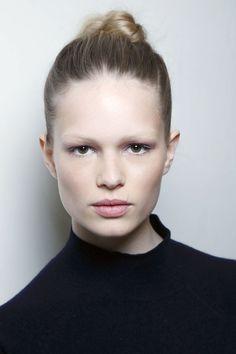 Harper's Bazaar | Hottest Hair Trends For Fall 2014 | Off-Duty Ballerina - Diane Von Furstenberg