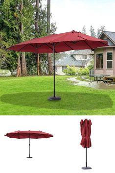Outdoor Umbrella, Deck Furniture, Canopies, Gazebo, Patio, Garden, Outdoor Decor, Ebay, Kiosk