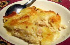 Chicken and Dumpling cassorole
