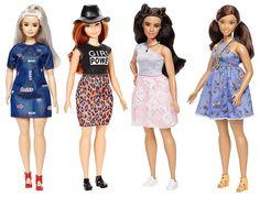 Ken Doll: Barbie Fashionistas 2017 - CURVY