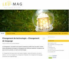 le blog de LED FLASh - LED MAG