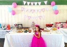 Mejia Mamma: Happy 4th Birthday Princess Kapri