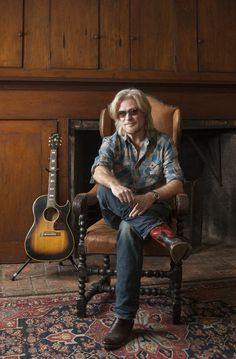 "Daryl Hall Not only is he an incredible musician but he recognizes other incredible musicians and showcases them on his show ""live from daryl's house"". Also the man just knows how to live."