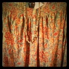 """I just added this to my closet on Poshmark: """"RALPH LAUREN JEANS"""" GORGEOUS! Blouse! Large! NWT. Price: $24 Size: L"""