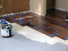 DIY Hardwood Flooring: Part 3