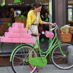 ZsaZsa Bellagio – Like No Other: Pink & Yellow