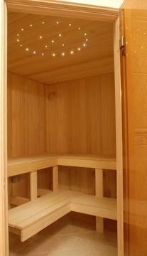 Finnish Home Sauna......no dream home is complete without a sauna!!!