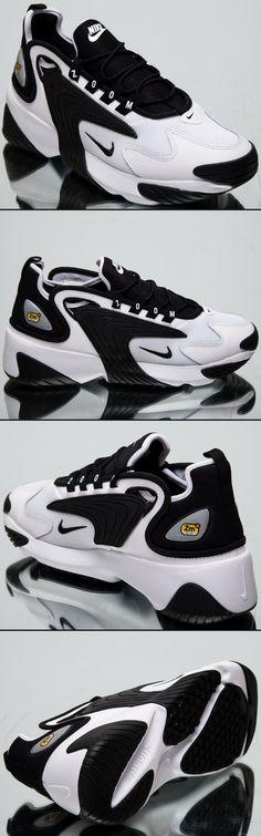 premium selection f0d21 4e182 US  80.75 Nike Zoom 2K New Men s Lifestyle Shoes White Black 2019 Low Sneakers  AO0269-