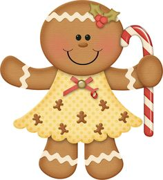 The Art of Teaching in Today's World: Gingerbread Boy & Girl Clipart Giveaway! Description from pinterest.com. I searched for this on bing.com/images