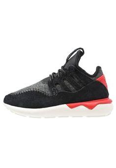 81328074d6c TUBULAR MOC RUNNER - Sneaker low - core black/tomato/offwhite