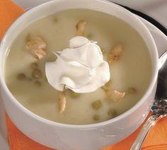 Slávnostná kuracia polievka