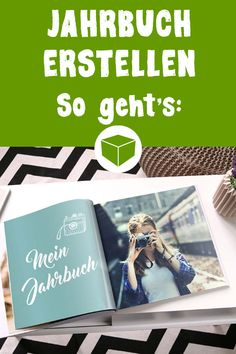 DIY Jahrbuch: Du willst Deine Erinnerungen aus dem letzten Jahr ganz einfach in einem Fotobuch festhalten? In unserem Magazin erfährst Du was dabei wichtig ist und wie es ganz einfach gelingt. #fotos #erinnerungen #fotografie #erinnerung