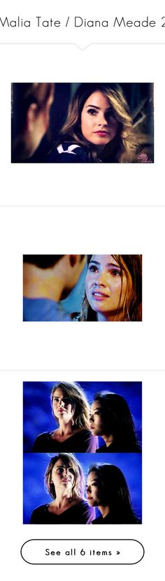 """""""Malia Tate / Diana Meade 2"""" by ginader ❤ liked on Polyvore featuring shelley hennig, teen wolf, home and home decor"""