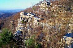 Black Rock, Appalachian Trail, near Hagerstown, MD