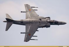 AviationCorner.net - Aircraft photography - McDonnell Douglas EAV-8B Harrier II+