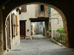 Castelnau de montmiral Beaux Villages, French, Display, Wayfarer, Floor Space, French People, Billboard, French Language, France