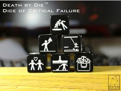 Death by Die™: Dice of Critical Failure project video thumbnail