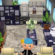 Cozy hipster camper; downstairs Animal Crossing Pc, Animal Crossing Pocket Camp, Folk, Happy Home Designer, Post Animal, Qr Codes, Love Memes, New Leaf, Pixel Art