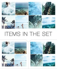 """""""sea"""" by dolorcuts on Polyvore featuring arte"""