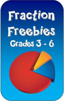 Great ideas for teaching fractions :)