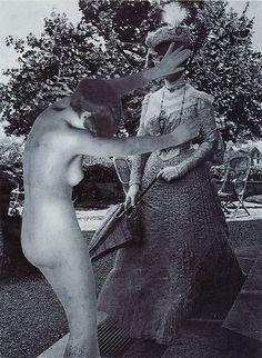 Karel Teige, collage 327, 1947