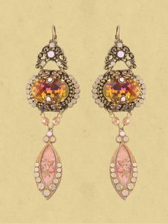 Love Michal Negrin's jewelry.  Wore some for my wedding day.